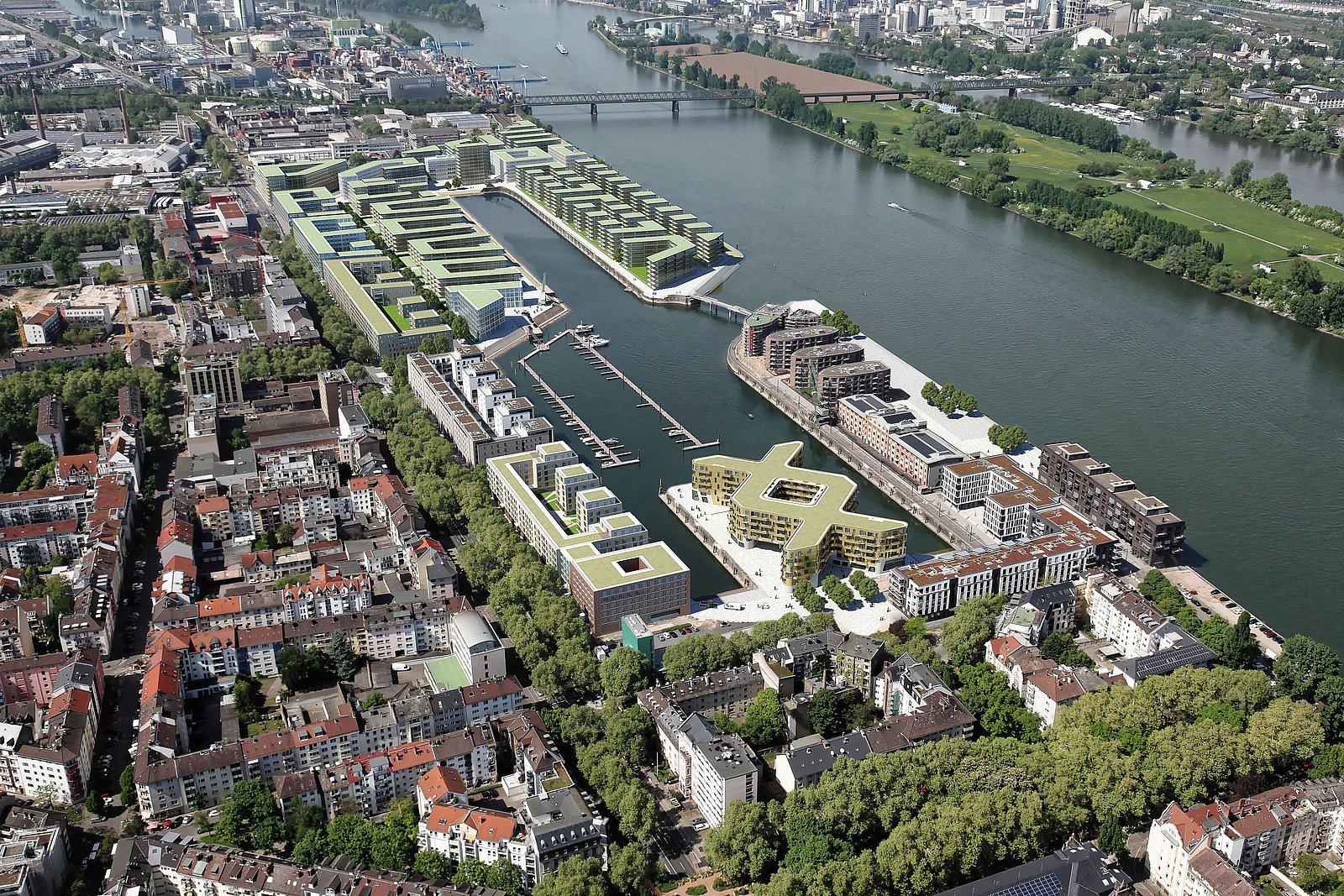 Zollhafen Mainz
