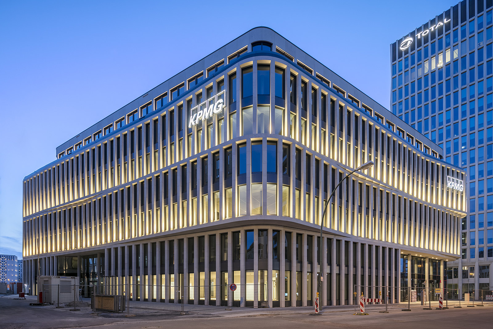 Kpmg Building