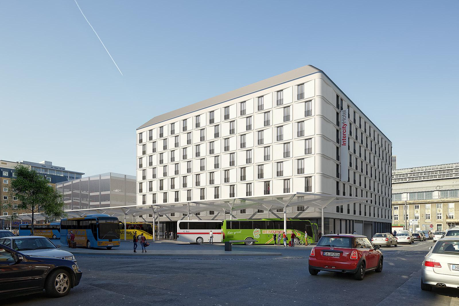 intercityhotel frankfurt hauptbahnhof
