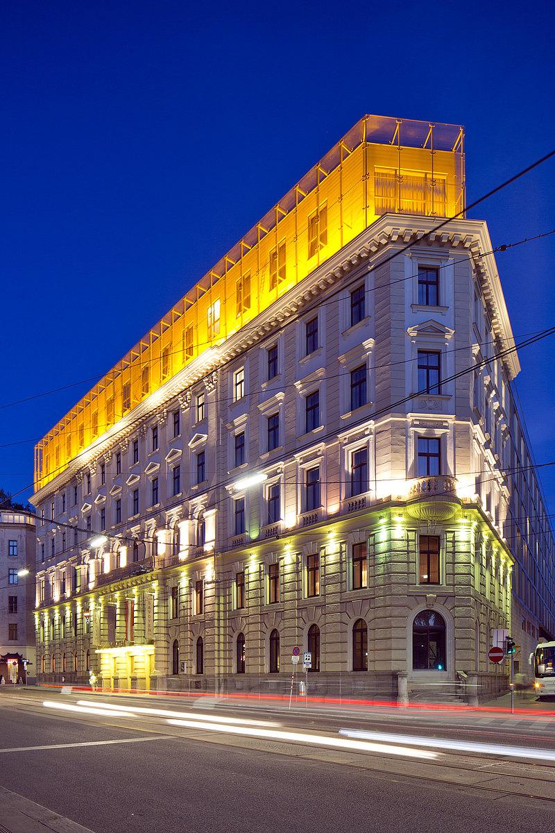 Hotel Savoy Wien Rennweg